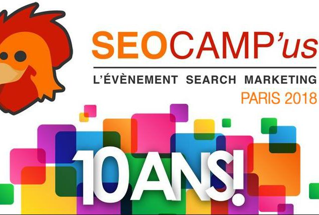 Seo Campus Paris 2018